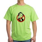 Anti-Hillary Green T-Shirt