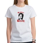 Royal Bitch / Anti-Hillary Women's T-Shirt