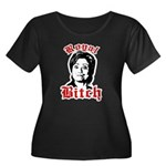 Royal Bitch / Anti-Hillary Women's Plus Size Scoop