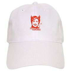 Hillary Clinton is the devil Cap