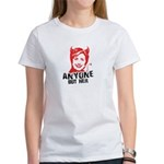 Anti-Hillary: Anyone but her Women's T-Shirt