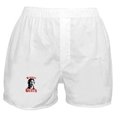 Royal Bitch Boxer Shorts