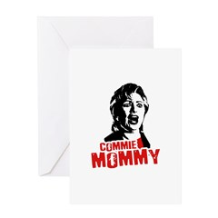 ommie Mommy: Anti-Hillary Greeting Card