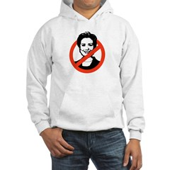 AntiHillary Hooded Sweatshirt