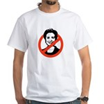 AntiHillary White T-Shirt