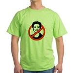 AntiHillary Green T-Shirt