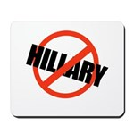 Anti Hillary Mousepad