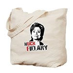 Anti-Hillary: Huck Fillary Tote Bag
