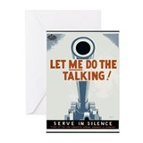 Let Me . . .  Greeting Cards (Pk of 10)