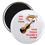 Fiddle Magnet Fiddler Crab(by) Teacher
