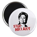 Anti-Hillary: Stop Hillary Magnet
