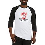 Anti-Hillary: Stop Billary Baseball Jersey