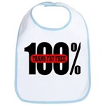 100 Percent Trans Fat Free Bib
