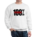 100 Percent Trans Fat Free Sweatshirt