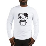 Spike Pit Bull Long Sleeve T-Shirt