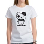 Spike Pit Bull Women's T-Shirt