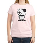 Spike Pit Bull Women's Light T-Shirt
