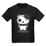 Spike Pit Bull Kids Dark T-Shirt
