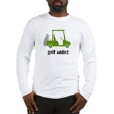 Golf Addict - Long Sleeve T-Shirt