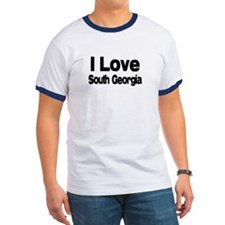 Cute I love south georgia T