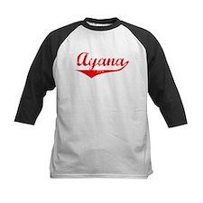 Ayana Vintage (Red) Tee