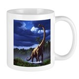 Brachiosaur 1 Small Mugs