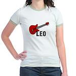 Guitar - Leo Jr. Ringer T-Shirt