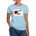 Guitar - Leo Women's Light T-Shirt