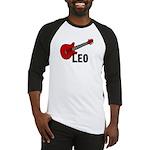 Guitar - Leo Baseball Jersey