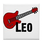 Guitar - Leo Tile Coaster