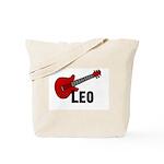 Guitar - Leo Tote Bag