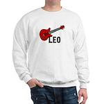 Guitar - Leo Sweatshirt