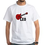 Guitar - Leo White T-Shirt