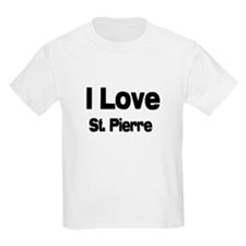 i love St. Pierre T-Shirt