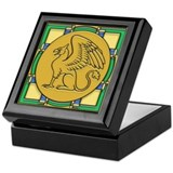 Gryphon Guardian -Keepsake Box