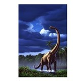 Brachiosaur 1 Postcards (Package of 8)