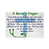 Funny Lpn student Rectangle Magnet