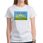 Think Spring Women's T-Shirt