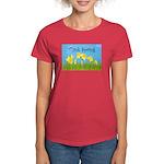 Think Spring Women's Dark T-Shirt