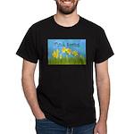 Think Spring Dark T-Shirt