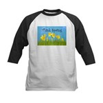 Think Spring Kids Baseball Jersey