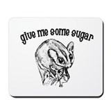 Cool Sugar glider Mousepad