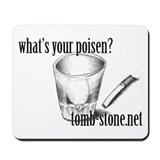 Cute Tomb Mousepad