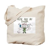 Funny Respiratory Tote Bag