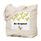 BE ORIGINAL Tote Bag