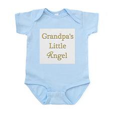 Grandpa's Angel Infant Bodysuit