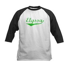Elyssa Vintage (Green) Tee