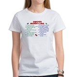 Samoyed Property Laws 2 Tee