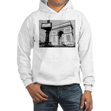Arc de Triomphe Hooded Sweatshirt