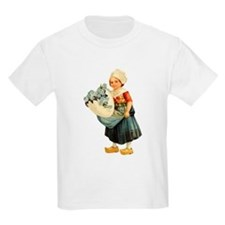 Little Dutch Girl T-Shirt